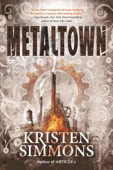 Book Cover: Metaltown