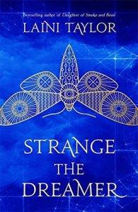 Book Cover: Strange the Dreamer