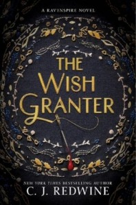 Book Cover: The Wish Granter