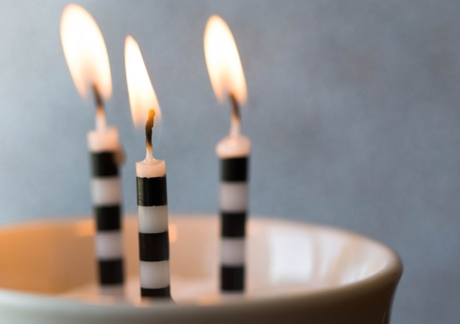 Image: Three Candles