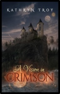 Book Cover: A Vision in Crimson