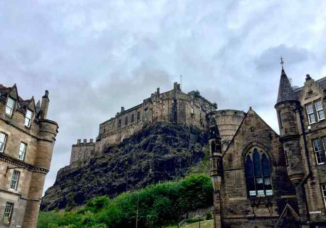 Image: Edinburgh Castle
