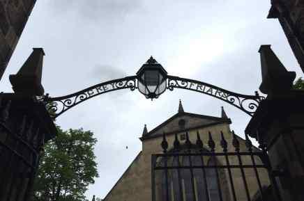 Image: Greyfriars Kirkyard Entrance