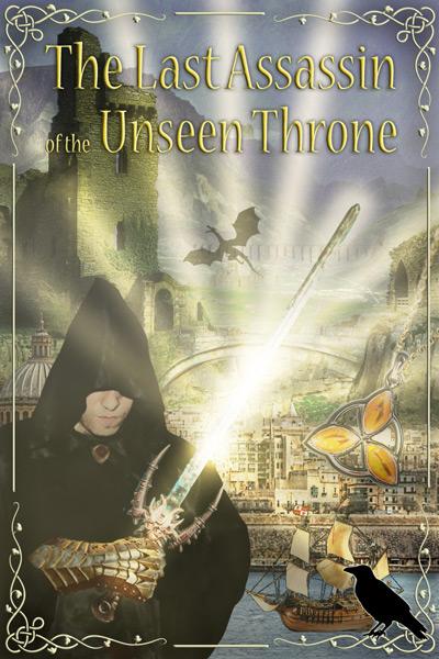 Cliche Fantasy Cover: Title