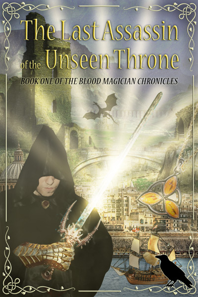 Cliche Fantasy Cover: Series Title