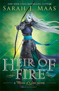 Book Cover: Heir of Fire
