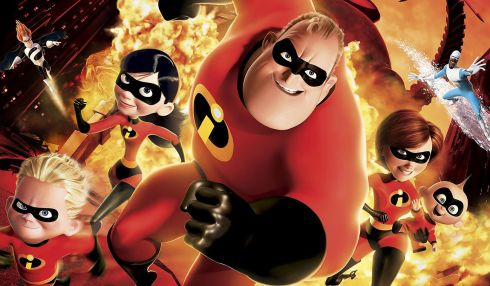 Image: The Incredibles Poster Cropped