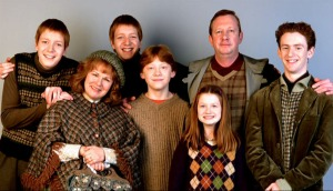 Image: The Weasley Family