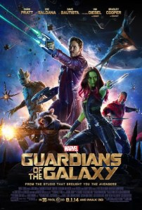 Movie Poster: Guardians of the Galaxy
