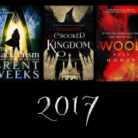 The 5 Best Fantasy and Science Fiction Books I Read in 2017