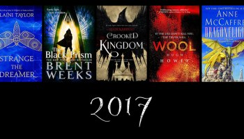 The Best Fantasy and Science Fiction Books I Read in 2018