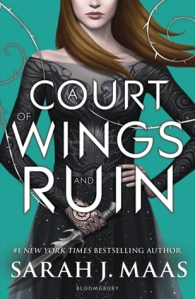 Book Cover: Court of Wings and Ruin