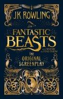 Book Cover: Fantastic Beasts Screenplay