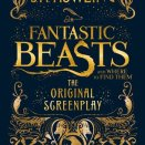 Book Cover: Fantastic Beasts Screenplay