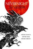 Book Cover: Nevernight