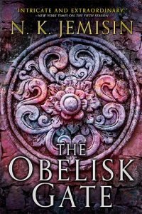 Book Cover: The Obelisk Gate
