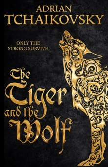 Book Cover: The Tiger and the Wolf