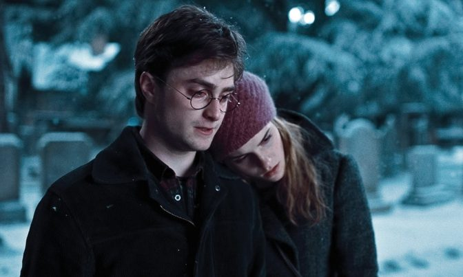 Image: Harry & Hermione