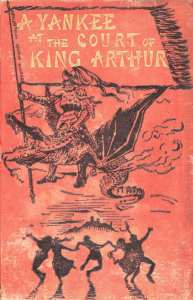 Book Cover: A Connecticut Yankee in King Arthur's Court