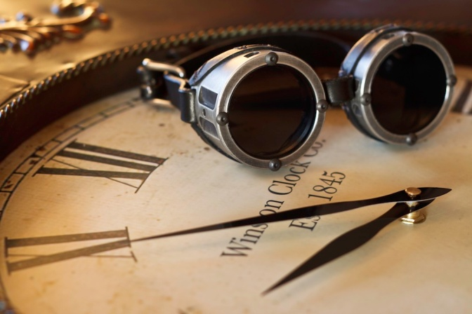 Image: Steampunk Goggles