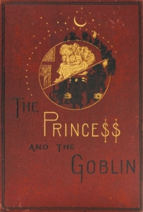 Book Cover: The Princess and the Goblin