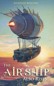 Book Cover: The Airship Also Rises