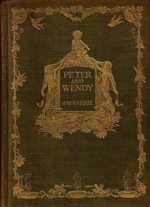 Book Cover: Peter and Wendy, a.k.a. Peter Pan