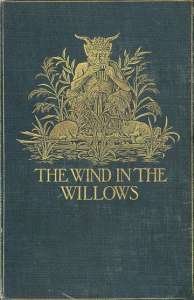 Book Cover: The Wind in the Willows