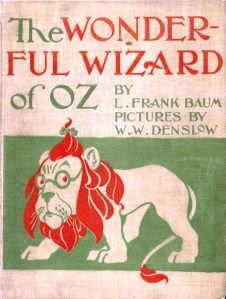 Book Cover: The Wonderful Wizard of Oz