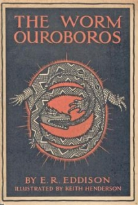 Book Cover: The Worm Ouroboros