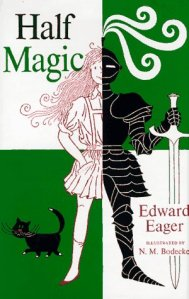 Front cover image: Half Magic