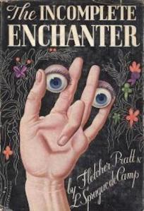 Original Dust Jacket: The Incomplete Enchanter