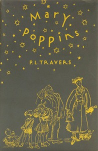 First Edition Cover: Mary Poppins