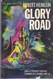 1st edition book cover: Glory Road