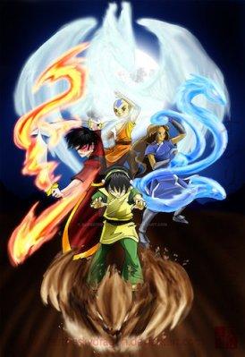 Image: Avatar Elemental Dragons