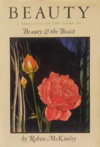1st edition book cover: Beauty: A Retelling of the Story of Beauty and the Beast
