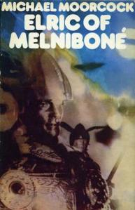 1st edition book cover: Elric of Melniboné