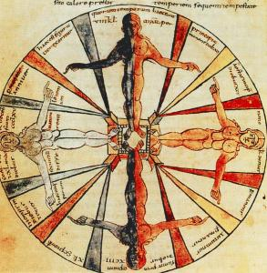 Image: Isidore of Seville's The Four Elements