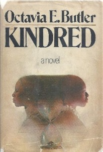 1st edition book cover: Kindred