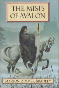 1st edition book cover: The Mists of Avalon