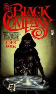Book cover: The Black Company