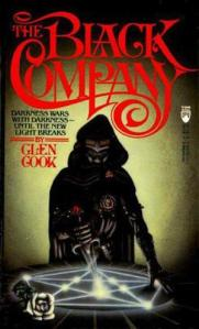 Book cover: The Black Company