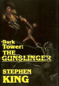 1st edition book cover: The Gunslinger