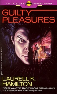 1st edition book cover: Guilty Pleasures 1993