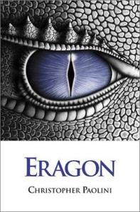 1st edition book cover: Eragon