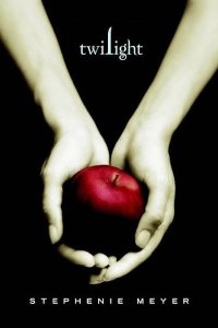 1st edition book cover: Twilight