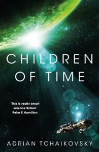 Image: Children of Time Book Cover