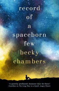 Book Cover: Record of a Spaceborn Few