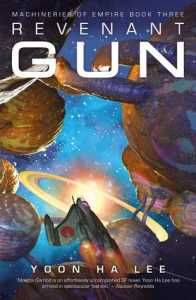 Book Cover: Revenant Gun