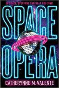 Book Cover: Space Opera